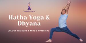 Hatha-yoga-dhyana