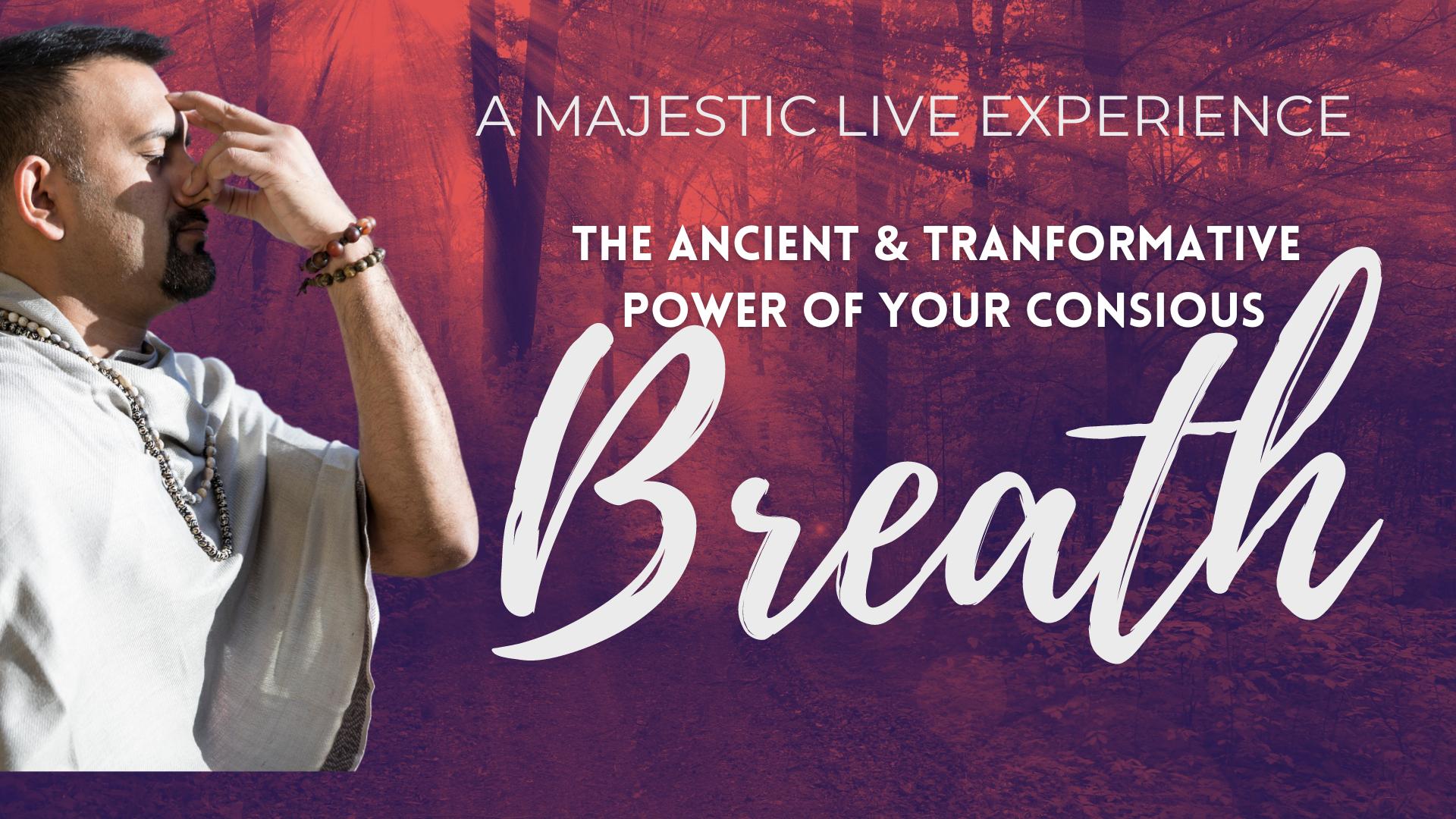 yogic breathing challenge